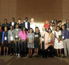 Featured image: 2018 Social Venture Challenge Winners in Kigali, Rwanda (Supplied)